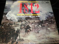 Nicolai Malko - 1812 And Other Famous Overtures - Vinyl Record LP Album -MFP2034