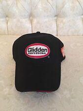 Glidden Professional Home Depot Black Baseball Hat Cap 46646a511ebf