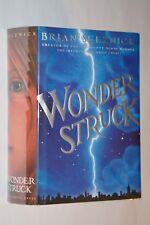 WONDERSTRUCK by Brian Selznick First Edition HC (2011) Fine/Fine Like New