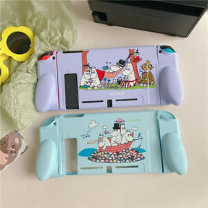 Cute Cartoon Moomin Nintendo Switch Case soft Shell Protective shockproof Cover