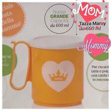 Tazza Tupperware Per Microonde Mamy Da 600 Ml Con Tappo Novità