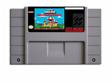 Super Mario Bros: Invaders of the Mushroom Kingdom - For SNES Super Nintendo