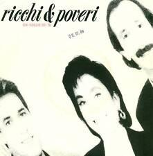 "RICCHI & POVERI - CHI VOGLIO FUE TU 7"" SINGLE (S5516)"
