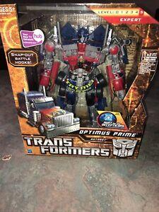 Transformers Optimus Prime  New