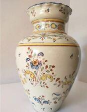Antiguo Jarrón cerámica Talavera Ruiz de Luna