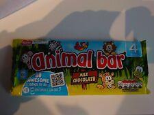 Nestle Animal Chocolate Bars, Milk Chocolate Animal Bars, Animal Themed Party