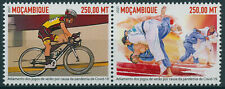 More details for mozambique 2021 mnh olympics stamps tokyo 2020 corona cycling judo 2v set