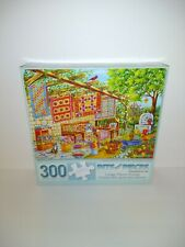 """""""Summertime and the Quilting is Easy"""" 300-Piece Jigsaw Puzzle - Sealed"""