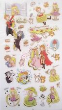 Funny Sticker World Rapunzel Sticker Sheet~KAWAII!!!