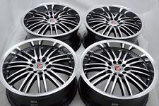 17 Wheels Rims Eclipse Optima Celica Matrix Civic CRZ Avenger Neon 5x100 5x114.3