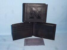 NEBRASKA HUSKERS   Leather BiFold Wallet    black   cf