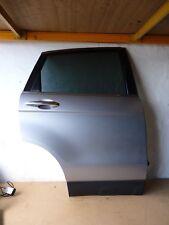 HONDA CRV 06-12 MK3 OFFSIDE REAR DRIVER OSR DOOR WHISTLER SILVER NH711M