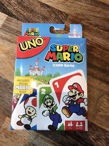 Uno Super Mario Edition