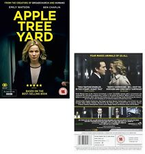 APPLE TREE YARD 1 (2017): BBC Drama Thriller TV Season Series - NEW  DVD UK