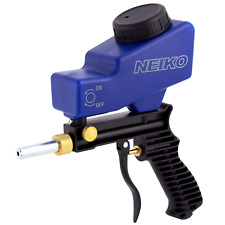 Neiko 30068A Abrasive Air Sand Blaster Gun Replaceable Steel Nozzle Gravity Feed