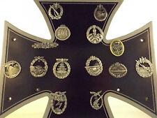 Wehrmacht Orden lotta distintivo 14 x 1957er SPILLA miniature esercito marina LW