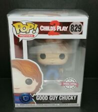 Funko Pop Good Guy Chucky 829 Childs Play 2 -Special Edition + Pop Protector
