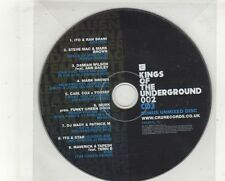 (GV285) Kings Of The Underground 002 [Disc 3] - 2009 CD