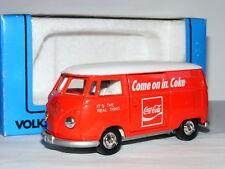 Tomica/Kado F-23 Volkswagen VW Delivery Van Coca-Cola 1/43 Boxed