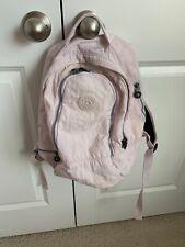 Kipling Baby Pink Backpack