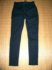 Normalgröße H&M Damen-Jeans mit hoher Bundhöhe