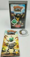 Ratchet and Clank: Size Matters Sony PSP PlayStation Portable OVP PAL CiB RAR