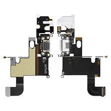 For Apple iPhone 6 Charging Port Black Replacement Dock Flex Headphone Jack