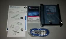 HP RDX USB 3.0 INTERNAL REMOVABLE DISK BACKUP SYSTEM 320GB B7B62A BRAND NEW