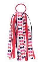 Nwt Gymboree Ciao Puppy Bow Ribbon Hair Accessory Ponyail New Girls