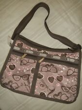 LeSPORTSAC  DELUXE EVERYDAY BAG  STYLE 7507   D285  DOLCE VITA PRINT  NWT