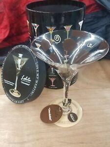 lolita hand painted martini glasses