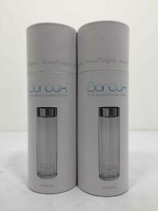 Boroux Original Pure Borosilicate Glass 16.9oz Bpa Free Water Bottle