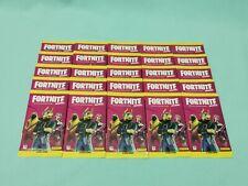 Panini Fortnite Reloaded Serie 2 Trading Card 25 Booster / 100 Karten