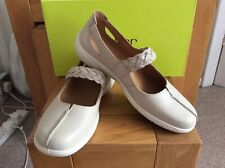 HOTTER WOMEN'S COMFORT CONCEPT SHAKE MARY JANE SHOES UK SIZE 6 EUR 39