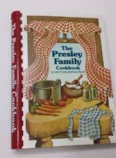 The Presley Family Cookbook Signed by Vester Presley Elvis' Uncle 1985 Book