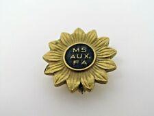 Ms. Aux. Fa Pin Vintage Sonnenblume Design