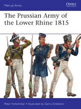 Osprey Men at arms 496: The Prussian Army of the Lower Rhine 1815 / NEU