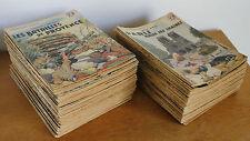 105 revues Patrie libérée éditions Rouff 1946/.../1950