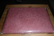 STUNNING PINK DIMANTE MACBOOK PRO HARD PROTECTIVE COVER/CASE****BNIP***NEW******