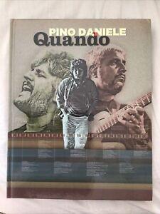 PINO DANIELE - Quando - 6cd+DVD+Libro - NM