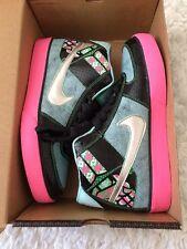 2007 NIB Nike Mavrk Shoe Mid Premium All American Rejects Bred Yeezy New Size