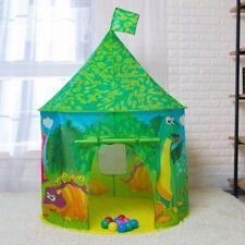Toddler Play Tent Castle Boys Girl Pop Up Playhouse Children Kids Outdoor Indoor