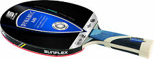 Wettkampf TT-Schläger Sunflex Dynamic A 40 anatomischer Griff 2.1 mm Shogunbelag