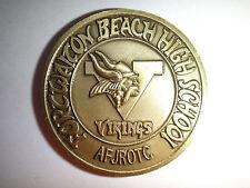 US Air Force ROTC Fort Walton Beach High School VIKINGS Challenge Coin New