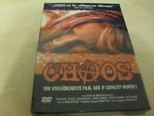 Chaos /  Sage Stallone / like Last House on the left / Slasher DVD