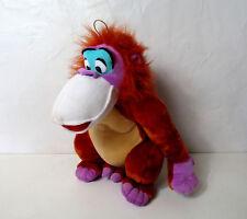 peluche Disney Roi Louis Le livre de la jungle 38cm TBE