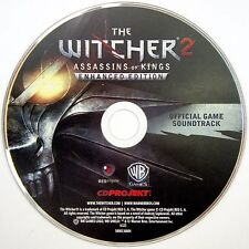 The Witcher 2: Assassins of Kings OST Original Soundtrack - MUSIC CD ONLY