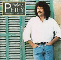 WOLFGANG PETRY : SEHNSUCHT NACH DIR / CD - TOP-ZUSTAND