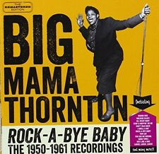 Big Mama Thornton - Rock-A-Bye Baby [New CD] Spain - Import