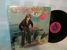 CERRONE 3 - CERRONE 3 SUPERNATURE 1977 COTILLION RECORDS ROCK VINYL LP
